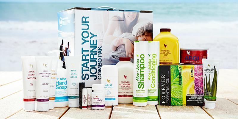 Hot Offer for Forever Personal Care Products.