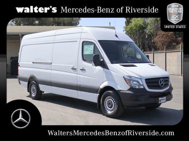 Mercedes-Benz Sprinter Cargo Van  2018