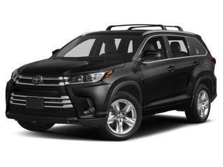 Toyota Highlander Limited V6 2018
