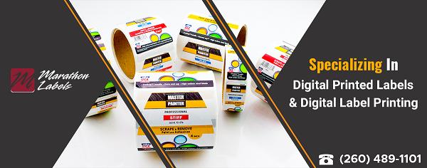 Find Digital Printed Labels and Digital Label Printing