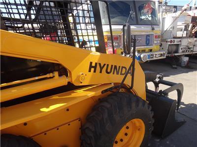 HYUNDAI HSL850-7 SKID STEER LOADER