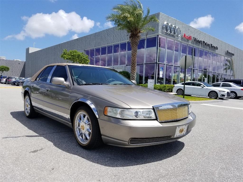 Cadillac Seville SLS 2002