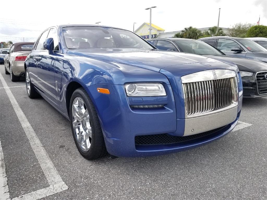Rolls-Royce Ghost Base 2010