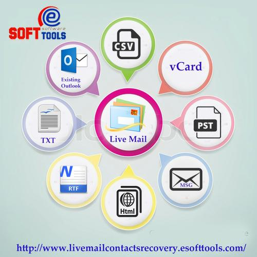 Windows Live Mail Address Book Recovery