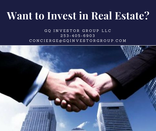 Start Investing in Real Estate Today!