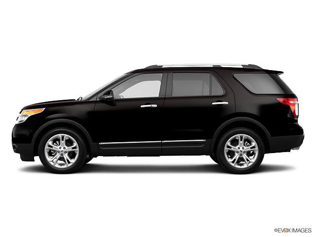 Ford Explorer Limited 2013