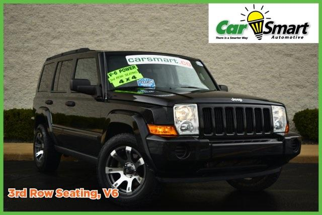Jeep Commander Base 2006