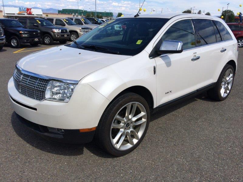 Lincoln MKX Base 2010