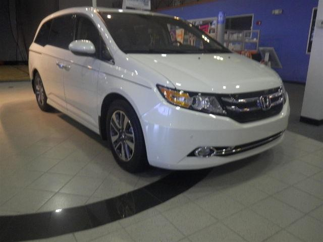 Honda Odyssey Touring Elite 2016