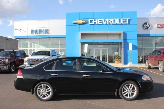 Chevrolet Impala LTZ 2012
