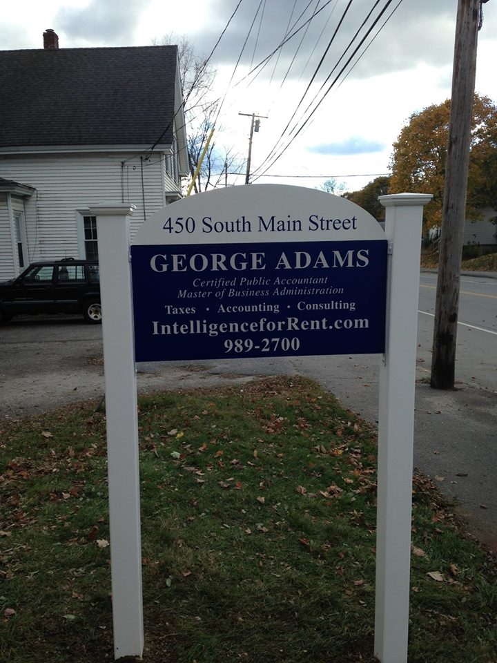 GEORGE ADAMS CPA MBA