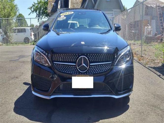 2016 Mercedes-benz