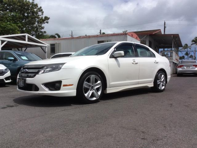Ford Fusion SPORT 2012