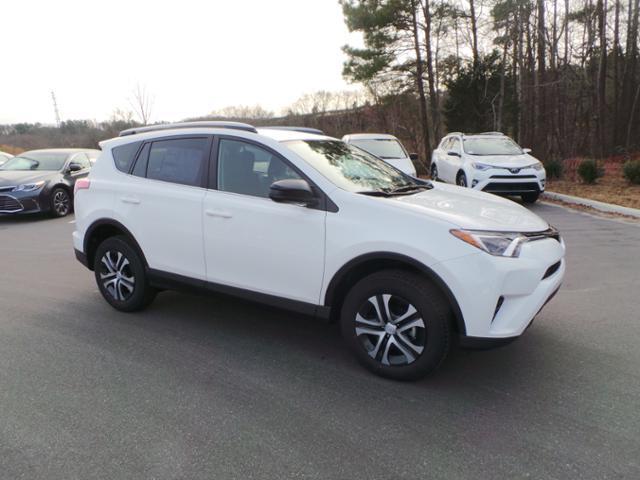 Toyota RAV4 and 2017