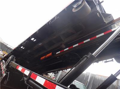 22' ROLL-OFF FLATBED