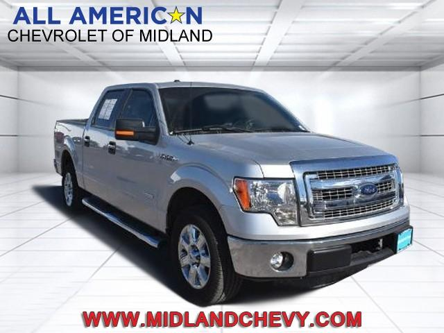 Ford F-150 2WD SUPERCREW 145 XLT 2013
