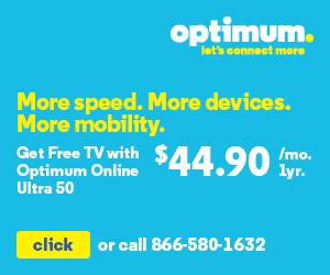 Optimum Wifi Hotspot