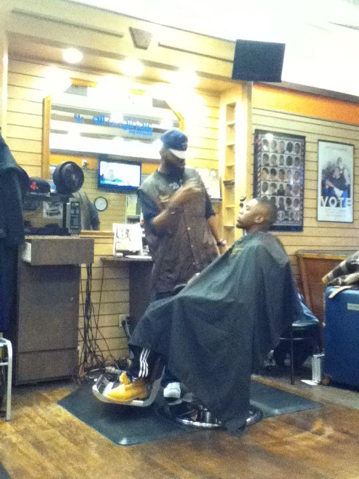 Legends Barbershop