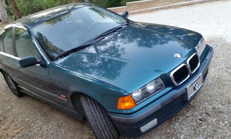 1997 BMW 318 I