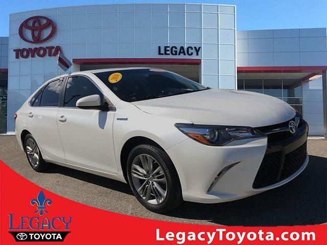 Toyota Camry Hybrid Hybrid LE 2016