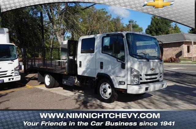 Chevrolet 4500XD Diesel 2WD Crew Cab 150 2017