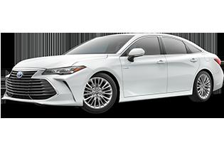 Toyota Avalon Hybrid Limited 2019
