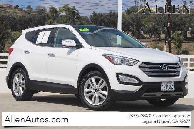Hyundai Santa Fe Sport 4DR FWD 2.0T 2016