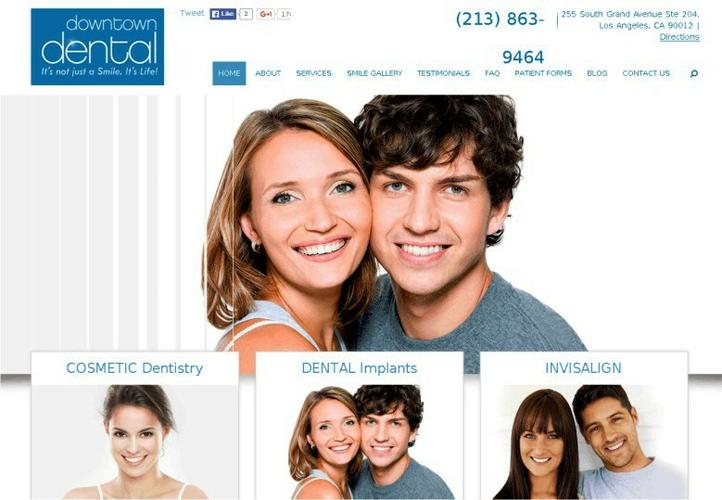 Affordable Dental Crowns Los Angeles
