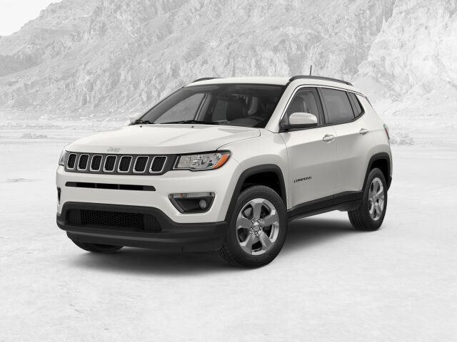 Jeep Compass 4WD Latitude 2018