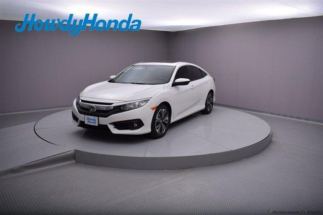 Honda Civic Sedan EX-T 2018