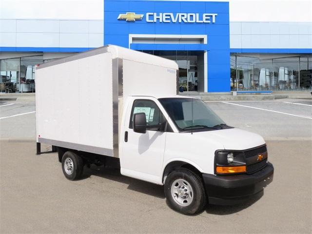 Chevrolet Express Commercial Cutaway Work Van 2017