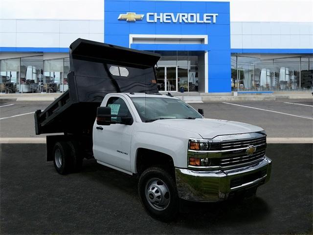 Chevrolet Silverado 3500HD Work Truck 2017