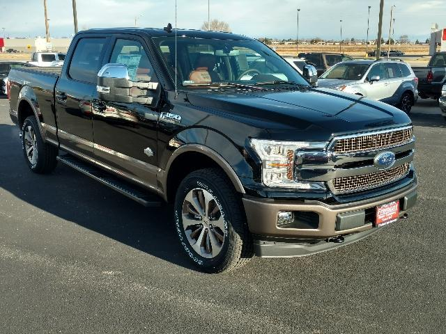 Ford F-150 King Ranch 4WD SuperCrew 6.5' Box 2018