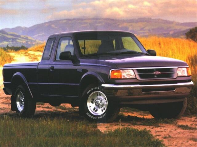 Ford Ranger XLT 1996