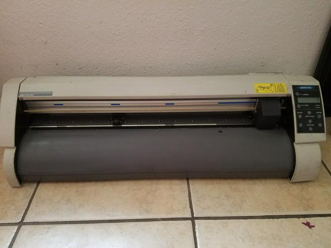 Graphtec CE2000-60 Cutting Plotter for Sale.