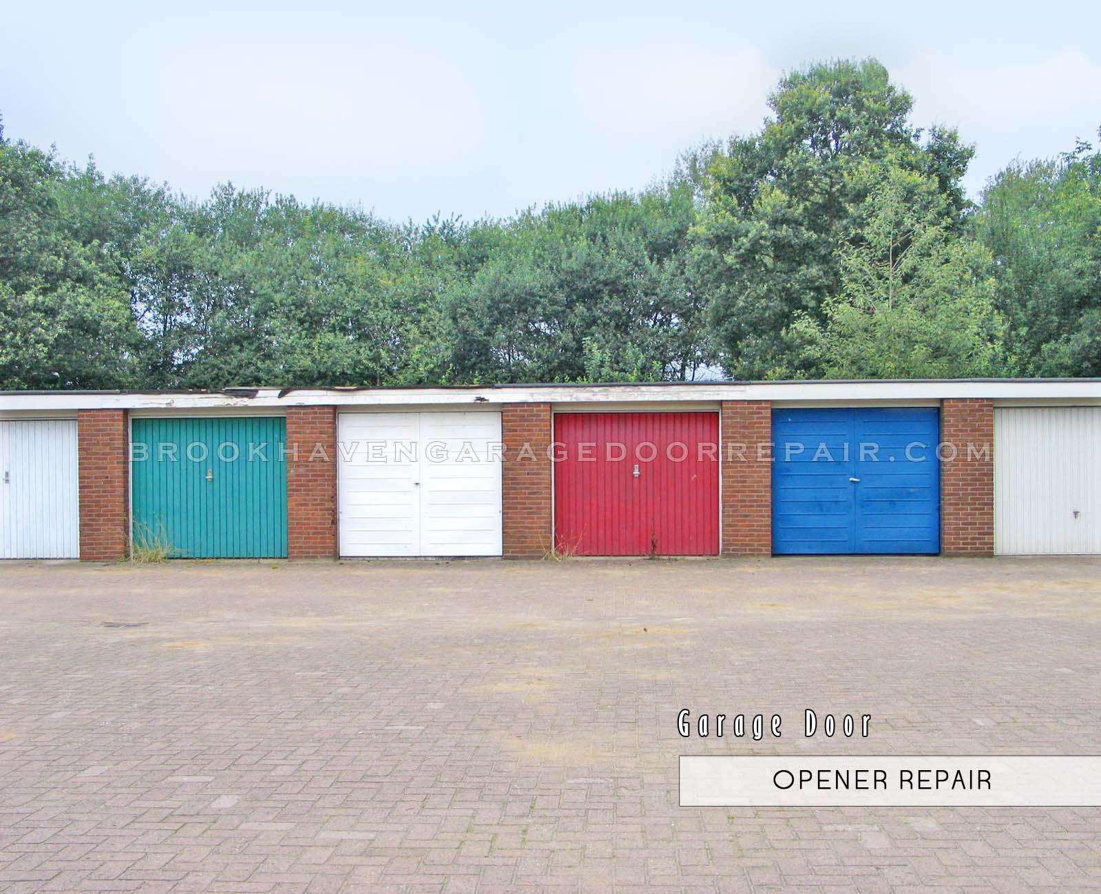 Brookhaven Garage Door Repair