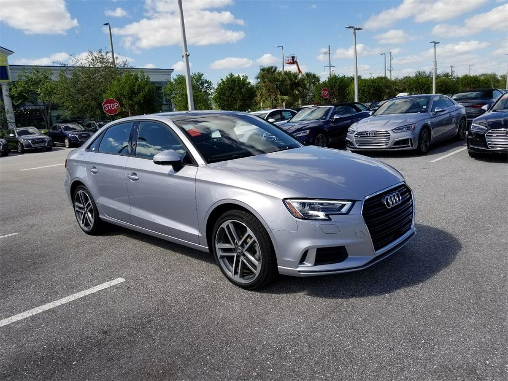 Audi A3 Sedan 2.0T Premium 2017