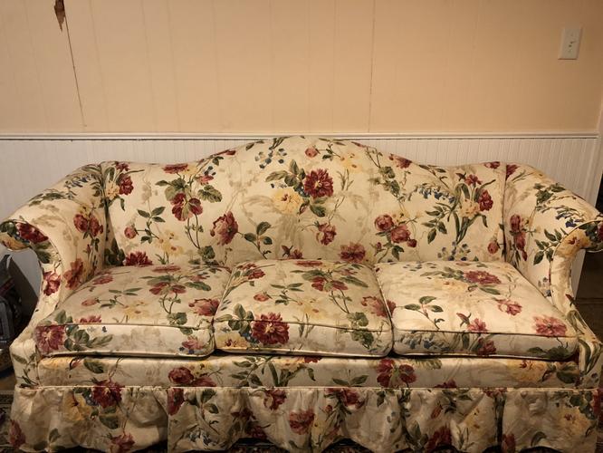 Ethan Allen couch