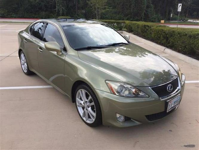 2006 Lexus Is 200t