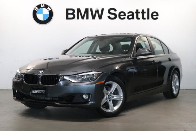 BMW 3 Series S 2015