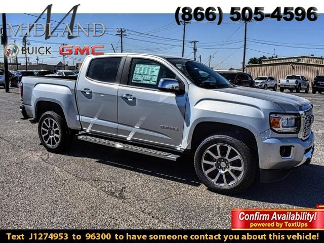 GMC Canyon 4WD CREW CAB 128.3 DENALI 2018