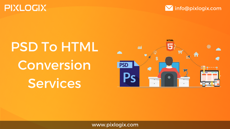 Get PSD to HTML Website Conversion Services