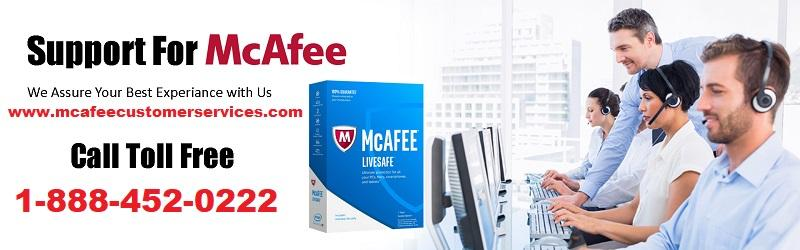 How to get McAfee specialized issues settled?