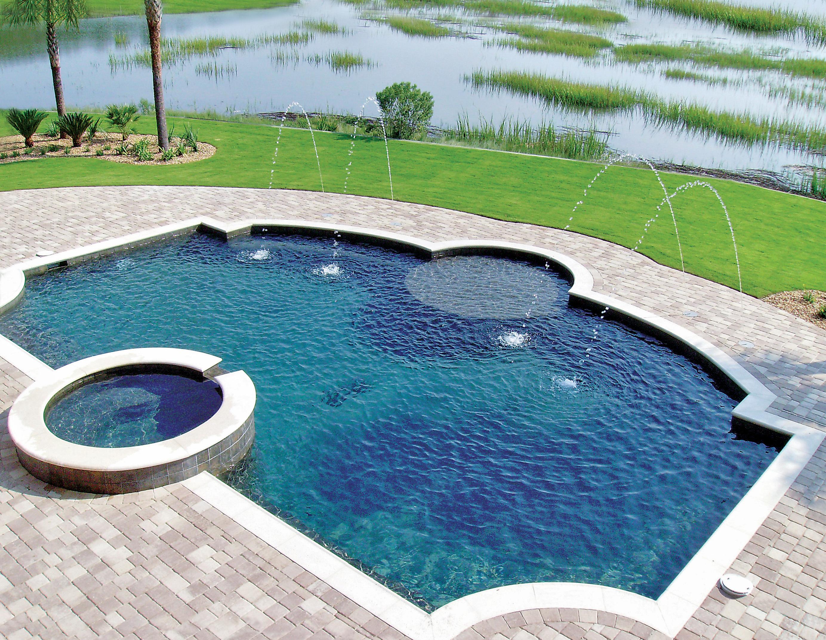 Blue Haven Pools & Spas