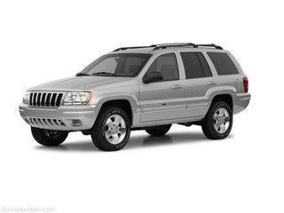 Jeep Grand Cherokee Overland 4WD 4dr SUV 2003