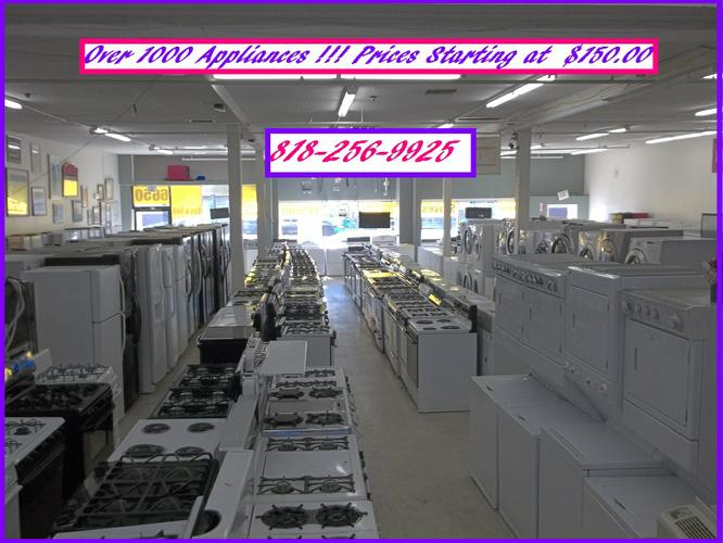 Appliances~ Save ~ $$$$$$$$$$  Recoditioned~Appliances!!!!