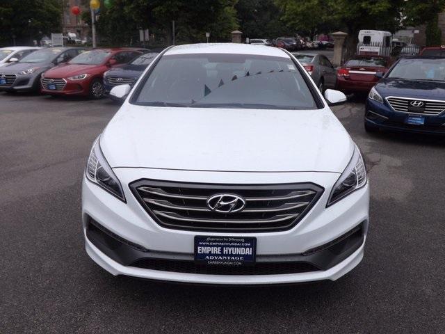 Hyundai Sonata Sport 2017