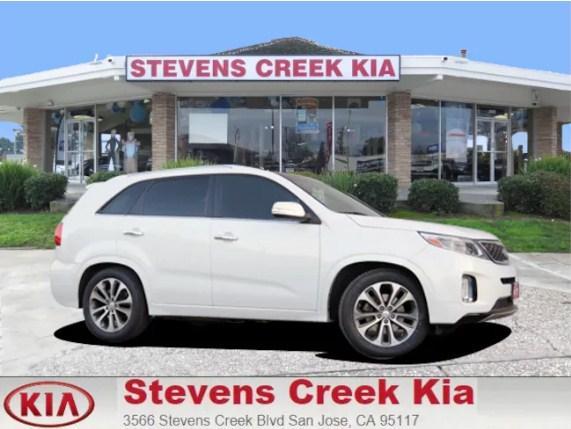 2015 Kia Sorento SUV  ( Stevens Creek Kia : CALL (800) 971-2954 ) - $23,995