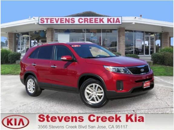 2014 Kia Sorento SUV  ( Stevens Creek Kia : CALL (800) 971-2954 ) - $15,888