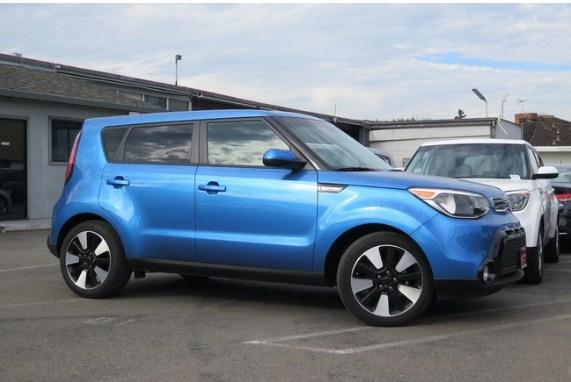 2016 Kia Soul Hatchback  ( Stevens Creek Kia : CALL (800) 971-2954 ) - $18,995